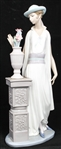 LLADRO PORCELAIN LADY GRAND CASINO FIGURINE 5175