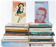 20 HARDBACK & PAPERBACK FICTION BOOKS | Printed Dates: 50s to 70s