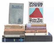 12 HARDBACK FICTION BOOKS | Printed Dates: 20s to 40s