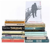 24 PAPERBACK FICTION BOOKS | Printed Dates: Contemporary