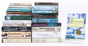 24 HARDBACK & PAPERBACK FICTION BOOKS | Printed Dates: Contemporary