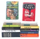 14 HARDBACK FICTION BOOKS | Printed Dates: 50s to 70s
