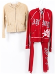 WOMENS TRACK SUIT & TRACK JACKET - LOT OF 3