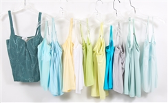WOMENS CAMISOLES - LOT OF 11