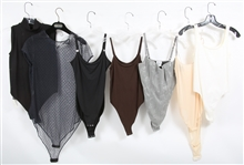WOMENS DESIGNER STRAPPY BODY SUITS - LOT OF 7