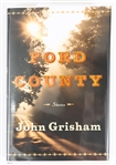 SIGNED FIRST EDITION: GRISHAM, JOHN | Ford County. Doubleday, 2009