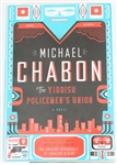 SIGNED FIRST EDITION: CHABON, MICHAEL | The Yiddish Policemans Union: A Novel. HarperCollins, 2007
