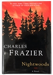 SIGNED FIRST EDITION: FRAZIER, CHARLES | Nightwoods. Random House, 2011