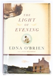 SIGNED FIRST EDITION: OBRIEN, EDNA | The Light of Evening. Houghton Mifflin Company, 2006