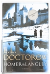 SIGNED FIRST EDITION: DOCTOROW, E.L. | Homer & Langley. Random House, 2009