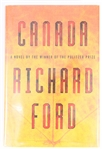 SIGNED FIRST EDITION: FORD, RICHARD | Canada. HarperCollins, 2012