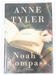 SIGNED FIRST EDITION: TYLER, ANNE | Noahs Compass. Alfred A. Knopf, 2009