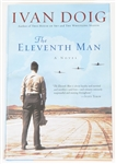 SIGNED FIRST EDITION: DOIG, IVAN | The Eleventh Man. Harcourt, Inc., 2008