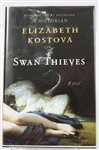 SIGNED FIRST EDITION: KOSTOVA, ELIZABETH | The Swan Thieves. Little, Brown & Company, 2010