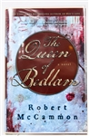 SIGNED FIRST EDITION: MCCAMMON, ROBERT | The Queen of Bedlam. Pocket Books, 2007