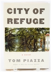 SIGNED FIRST EDITION: PIAZZA, TOM | City of Refuge. Harper Collins, 2008