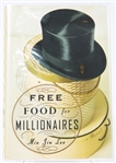 SIGNED FIRST EDITION: LEE, MIN JIN | Free Food for Millionaires. Warner Books, 2007