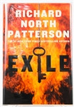 SIGNED FIRST EDITION: PATTERSON, RICHARD NORTH | Exile. Henry Holt & Company, 2007