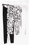 WOMENS DESIGNER TROUSERS - LOT OF 3