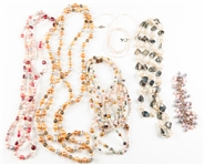 FRESHWATER PEARL JEWELRY - NECKLACES & BRACELETS