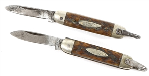 "A.W. WADSWORTH & SON ""SCOUT"" MINI POCKETKNIVES"