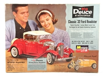 UNASSEMBLED MONOGRAM BIG DEUCE 1932 FORD ROADSTER