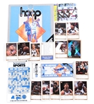 ORLANDO MAGIC INAUGURAL GAME AND OTHER MEMORABILIA