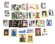 MAJOR LEAGUE BASEBALL TRADING CARDS 1970S THRU 1990S